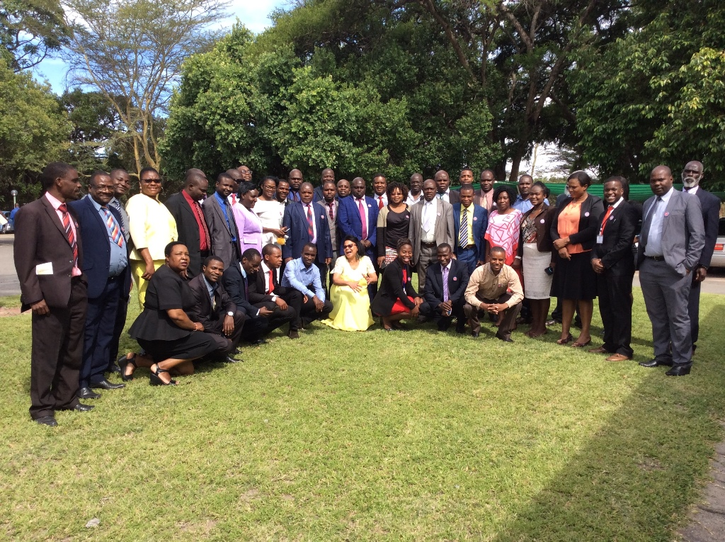 Forensic Investigation Training in Zimbabwe in October, 2017