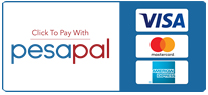 IICFIP | Pesapal Payment method